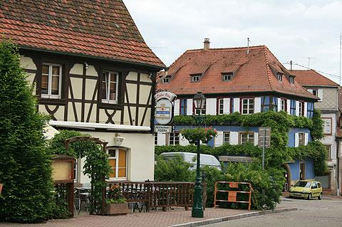 Cafe in Wasselonne