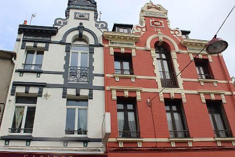 Belle epoque villas de Wimereux