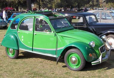 Photo of Citroen 2CV
